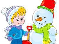 Sněhulák - Sněhulák, zima přišla