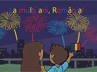 Ziua Națională a României - La mulți ani, Rumunsko!