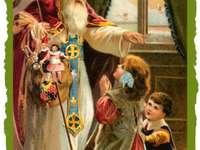 Szent Miklós - Ajándékok gyerekeknek