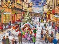 Χριστούγεννα στην πόλη - Χριστούγεννα στην πόλη