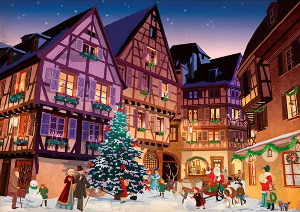 Коледна магия - - Коледна магия - (9×7)