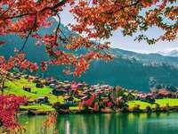 Autunno in Svizzera - L'autunno in Svizzera è bellissimo