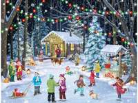Χριστουγεννιάτικη μαγεία - - Χριστουγεννιάτικη μαγεία -