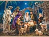 """""""The Birth of the Savior"""" - """"The Birth of the Savior"""" - 12 pieces"""
