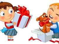 Dárky, dárky! - Dárky pro dobré děti