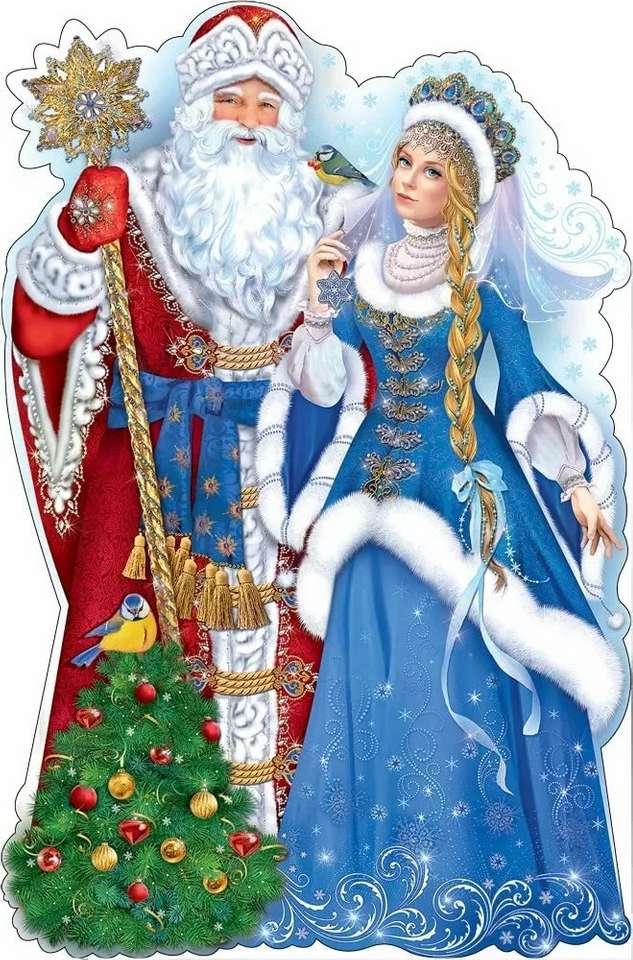Święty Mikołaj - Czekam na Świętego Mikołaja (2×4)