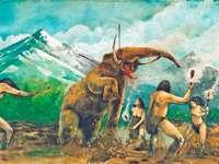 Era Geológica Cenozoica - Última era geológica, donde aparece el hombre