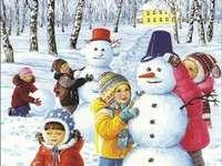 Vinterspel