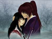 Kenshin avec tomoi - kenshin avec tomoi étaient l'amour parfait