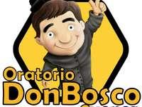 Logotipo del oratorio Don Bosco - Logotipo del oratorio Don Bosco, para crearlo para niños y jóvenes.