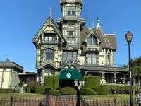 arquitectura victoriana - estados unidos - m .....................
