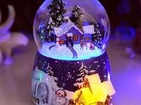 Merry Christmas - christmas snowball