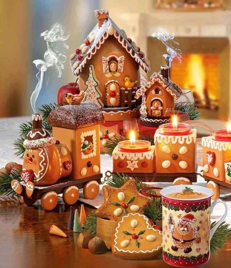 Casa de natal - Doces deliciosamente preparados (10×12)