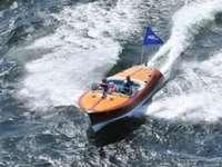 Riva Tritone Włochy - motorówka, z której wywodzi się Aquarama Italia