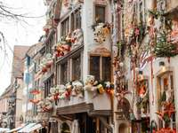 Piața-Crăciun-în-Strasbourg-Franța 2 - Piața-Crăciun-în-Strasbourg-Franța 2