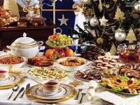 Kerstavond gerechten