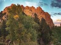 πράσινα δέντρα - Eldorado Springs, CO, ΗΠΑ