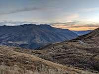 θέα της κοιλάδας κατά τη διάρκεια της ημέρας - Κουίνσταουν, Νέα Ζηλανδία