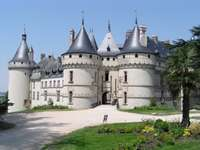 Chaumont kastély a Loire-n