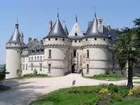Chaumont Castle on the Loire