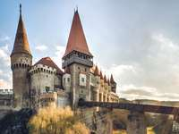 Hunyad-kastély, Románia