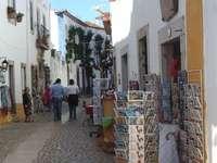 Obidos .. - oraș din Portugalia