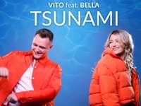 vito och bella - Vito och Belli pussel. för barn