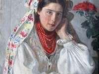 Nevěsta - Malba od Floriana Piekarského
