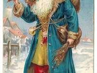 São Nicolau - Nesta imagem vemos o Papai Noel.