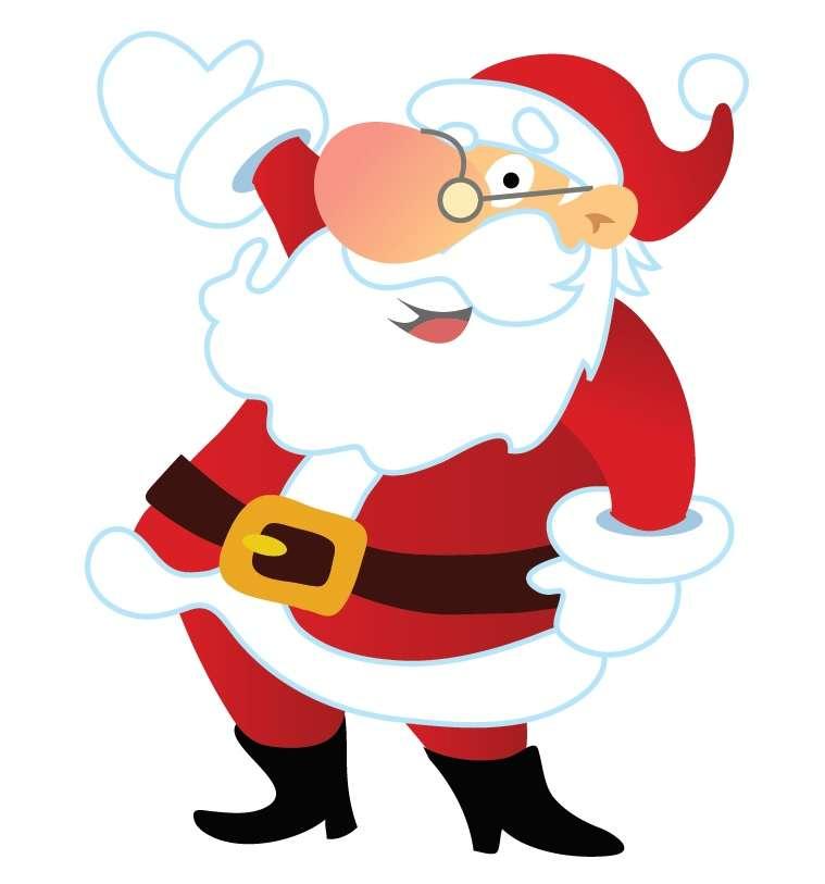 Ježíšek - Santa Claus se blíží brzy (8×9)