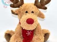 Rudolf è la renna - Tira fuori Rudolf dalle renne.