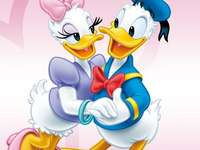 DONALD DUCK - Kaczor Fauntleroy Donald (Donald Fauntleroy Duck, deținut de Paperino) - fiul lui Kaczor Kwaczymon