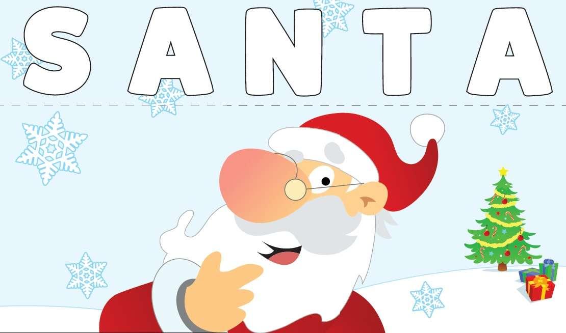 Mos Craciun - Moș Crăciun este aici (5×3)