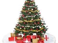 vánoční strom - Malý stromečku, příteli, rozveseluješ svátky!