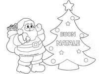 PUZZLE DE CRĂCIUN - Moș Crăciun vă urează Crăciun fericit !!