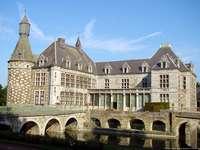 Monument frumos - Monument frumos Belgia