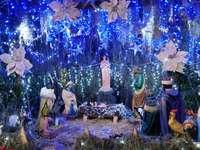 O nascimento de Cristo? - Nascimento, Natal, neve.