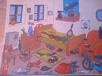 Micii giganti? - Camera lui Tomi