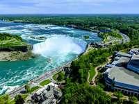Niagarafallen - m ...................