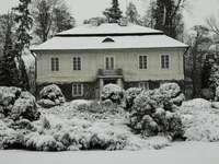 A tubądzini Walewski Múzeum - A Walewski-kúria, amelynek a Tubadzin-i Walewski Múzeum ad otthont