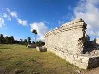 Tulum- antiga cidade maia- México - Tulum- antiga cidade maia- México.