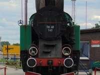 tkt48 Парна локомотивна барака във Волштин