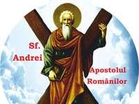 Sfântul Andrei Apostolul Românilor