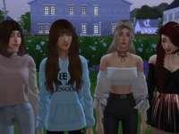 EPT lányok - nők csoportunkból