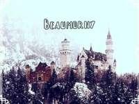 Christmas Beaumorny - Quebra-cabeça, logotipo do Beau