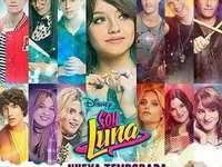 Soja Luna - Soy Luna - argentinsk tvålopera,