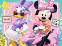 ДОНАЛД ДЪК - Kaczor Fauntleroy Donald (Donald Fauntleroy Duck, собственост на Paperino) - син н�