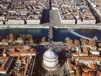 Торино. панорама