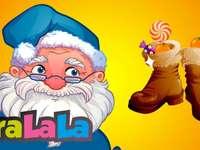 Babbo Natale - MOS NICOLAE È RAPPRESENTATO IN QUESTA IMMAGINE