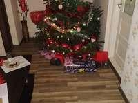 Sapin de Noël - dans cette image le sapin est présenté